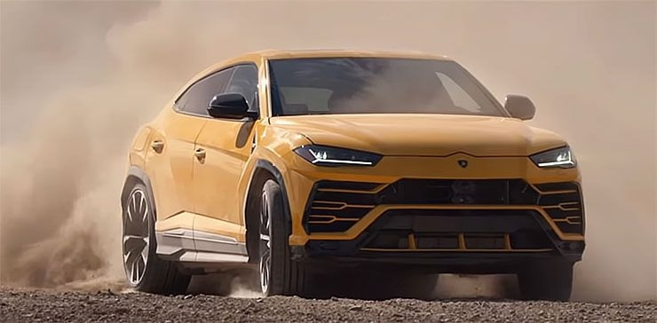 The 2019 Lamborghini Urus Suv Review