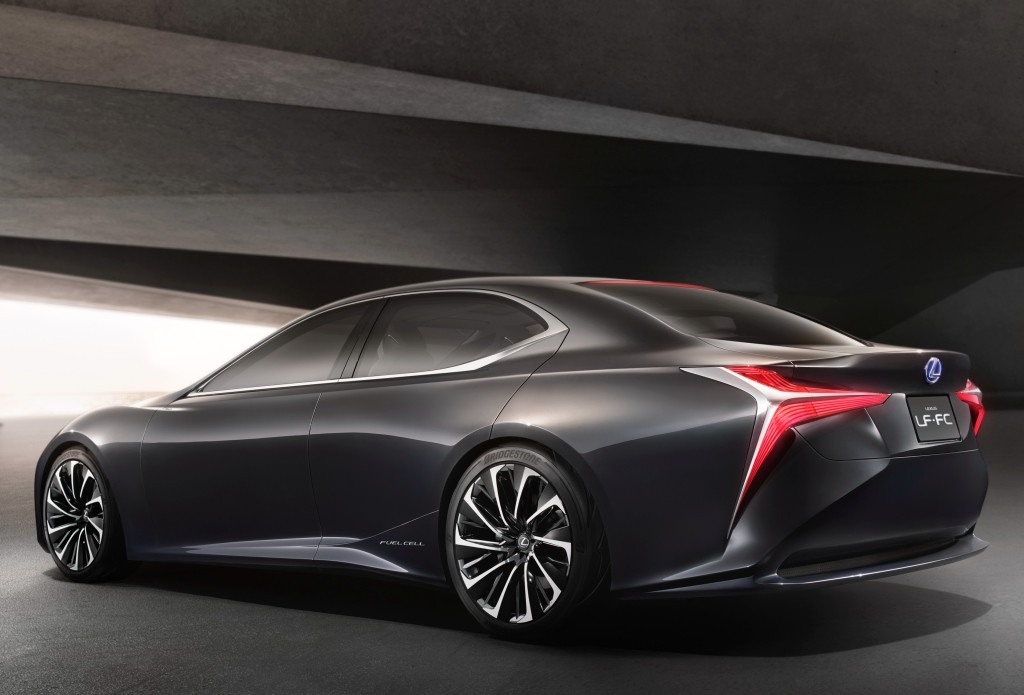 Best 2019 Lexus Ls Concept Review