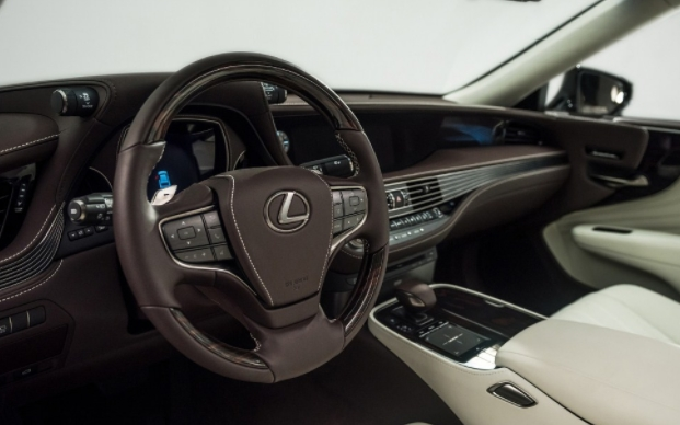 2019 Lexus Ls Concept Redesign and Price