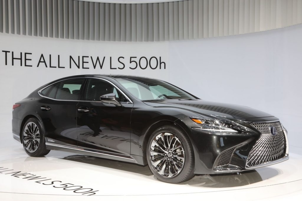 The 2019 Lexus LSs Release date and Specs
