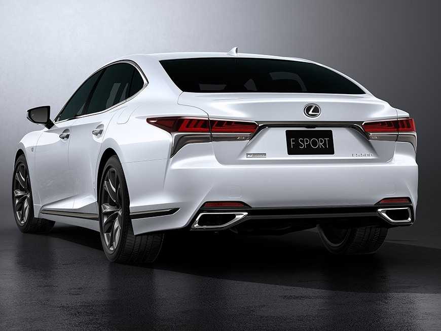 2019 Lexus LSs Specs and Review