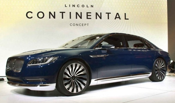 New 2019 Lincoln Continental Review