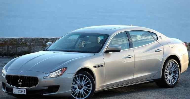 Best 2019 Maserati Quattroportes Specs and Review
