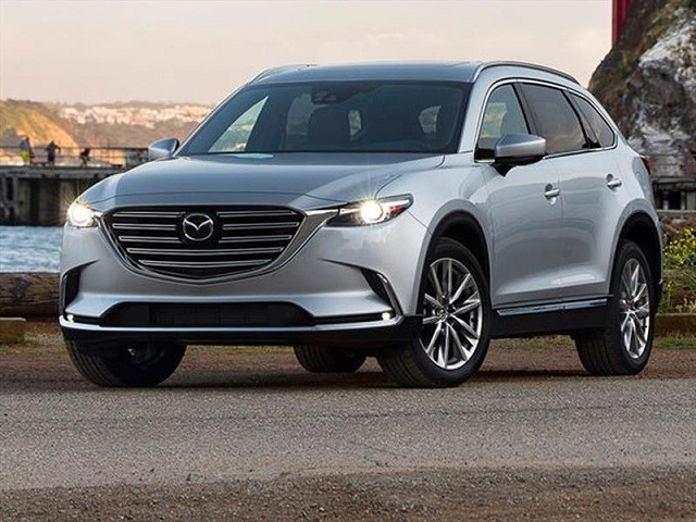 The 2019 Mazda CX-9s First Drive