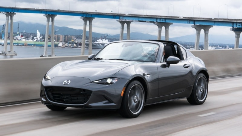 The 2019 Mazda MX-5 Overview
