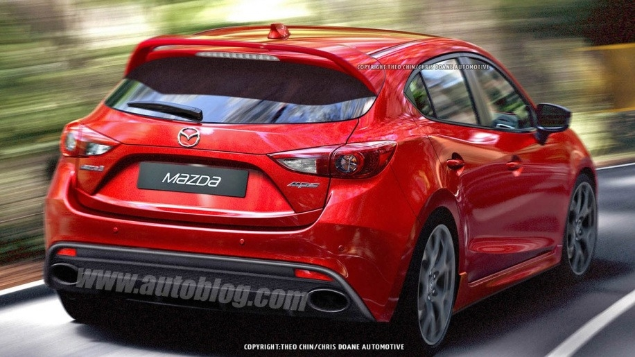 2019 Mazda Speed 3 Price and Release date