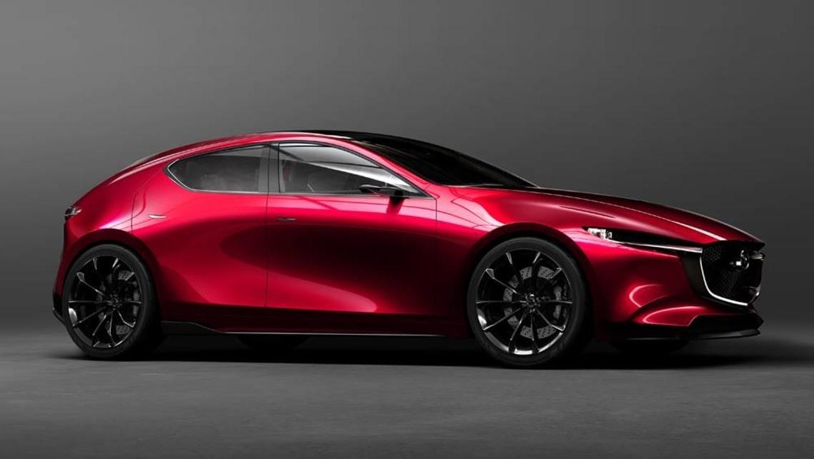 2019 Mazda3 I Sport Interior