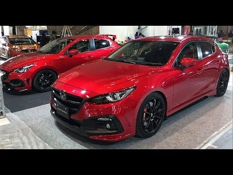The 2019 Mazda3 I Touring Price and Release date
