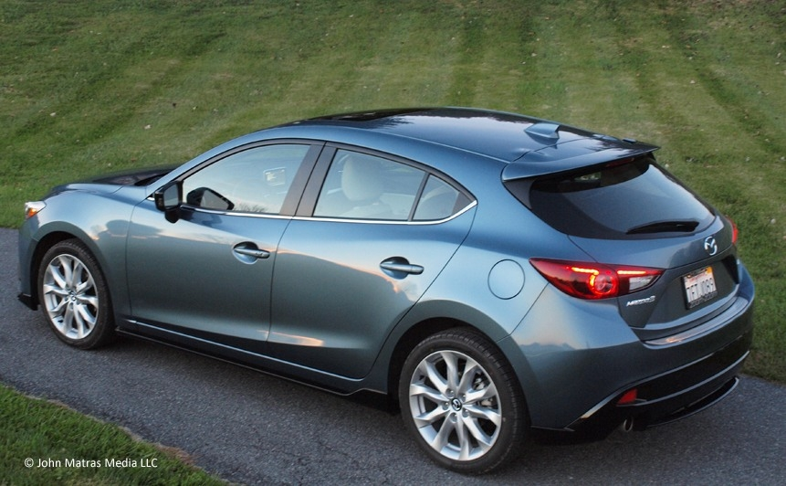 2019 Mazda3 S Touring Review