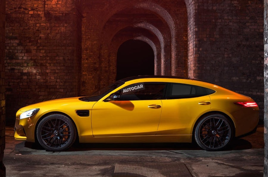 2019 Mercedes Amg Gt S Redesign and Price