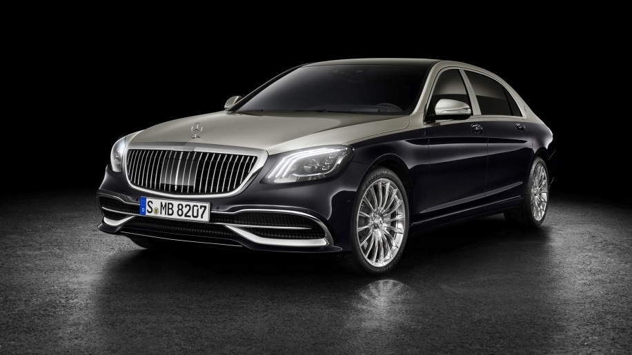 2019 Mercedes Maybach Price