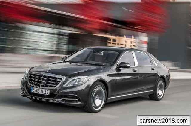 The 2019 Mercedes Maybach S Class Price
