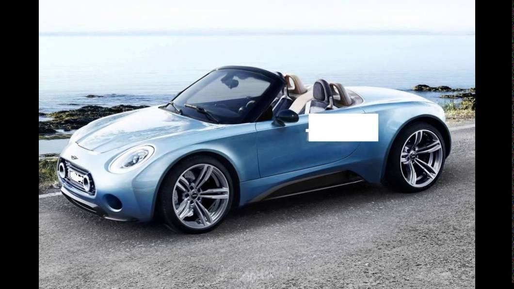 The 2019 Mini Superleggera Vision New Interior