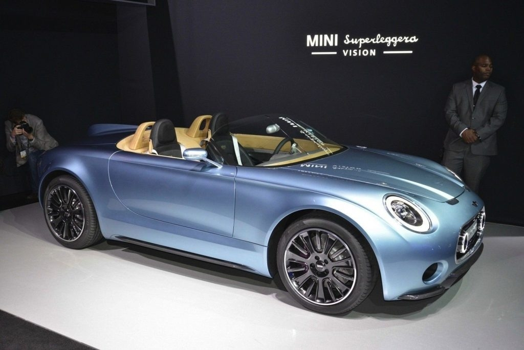 2019 Mini Superleggera Vision Release Date