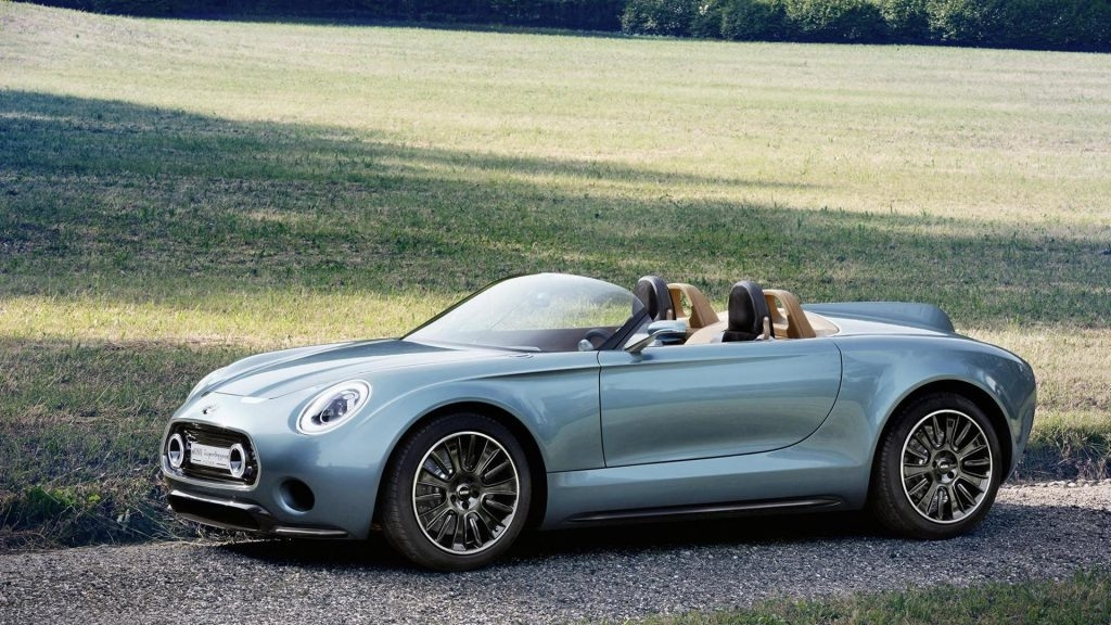 New 2019 Mini Superleggera Vision Specs and Review