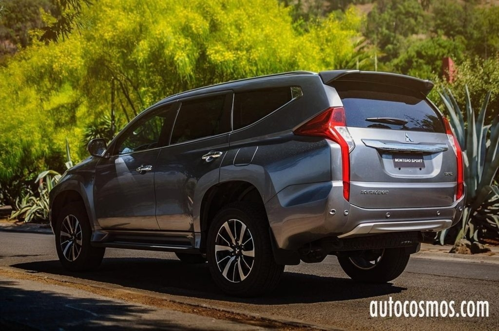 New 2019 Mitsubishi Pajero Usa Review and Specs