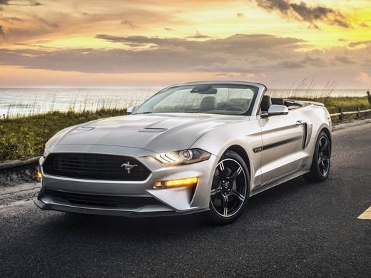 New 2019 Mustang Redesign