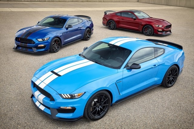 New 2019 Mustang Shelby gt350 Picture