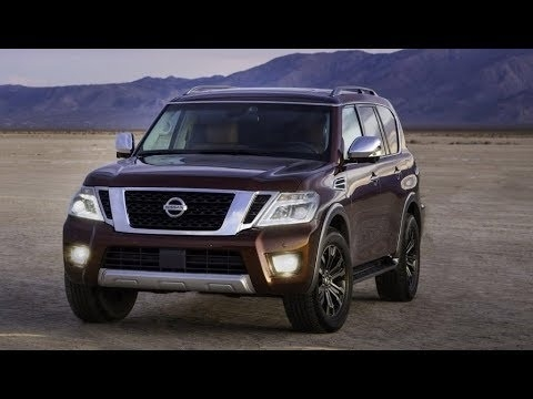 The 2019 Nissan Armada Release Date