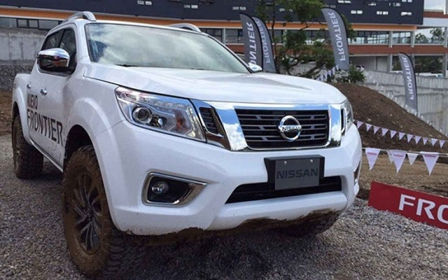New 2019 Nissan Frontier Best First Drive