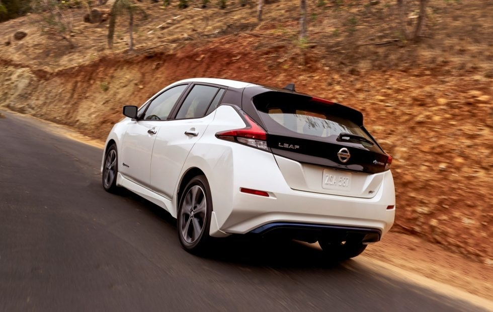 New 2019 Nissan Leaf Range Overview