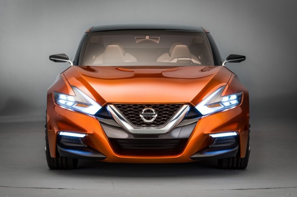 New 2019 Nissan Maxima Detailed Concept