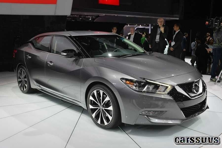 Best 2019 Nissan Maxima Detailed New Review