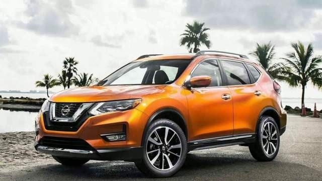 2019 Nissan Rogue Hybrid Redesign