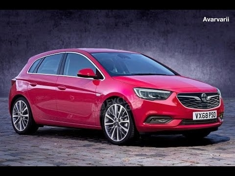 2019 Opel Corsa Overview