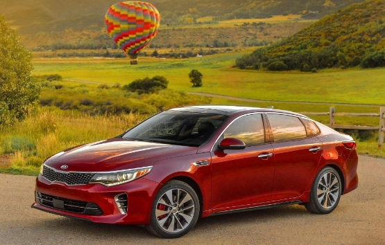 New 2019 Optima Sx Concept