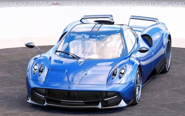Best 2019 Pagani Huayra Launch New Interior