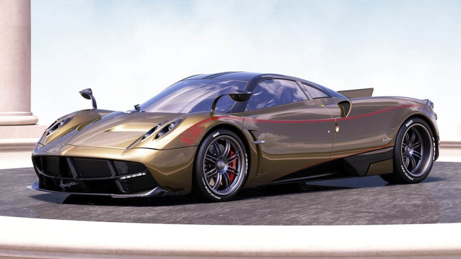 Best 2019 Pagani Huayra Launch Picture