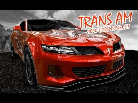 The 2019 Pontiac Firebird Trans Am Review and Specs