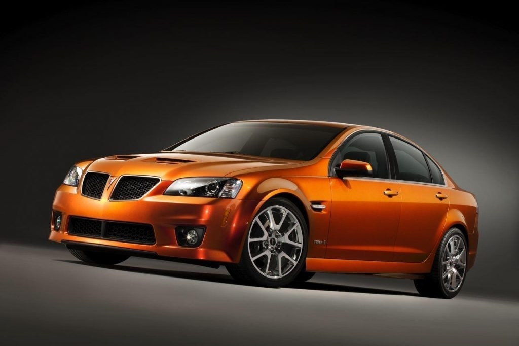 Best 2019 Pontiac G8 Gt Review and Specs