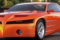 2019 Pontiac GTO Specs and Review