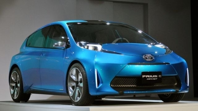 Best 2019 Prius C First Drive