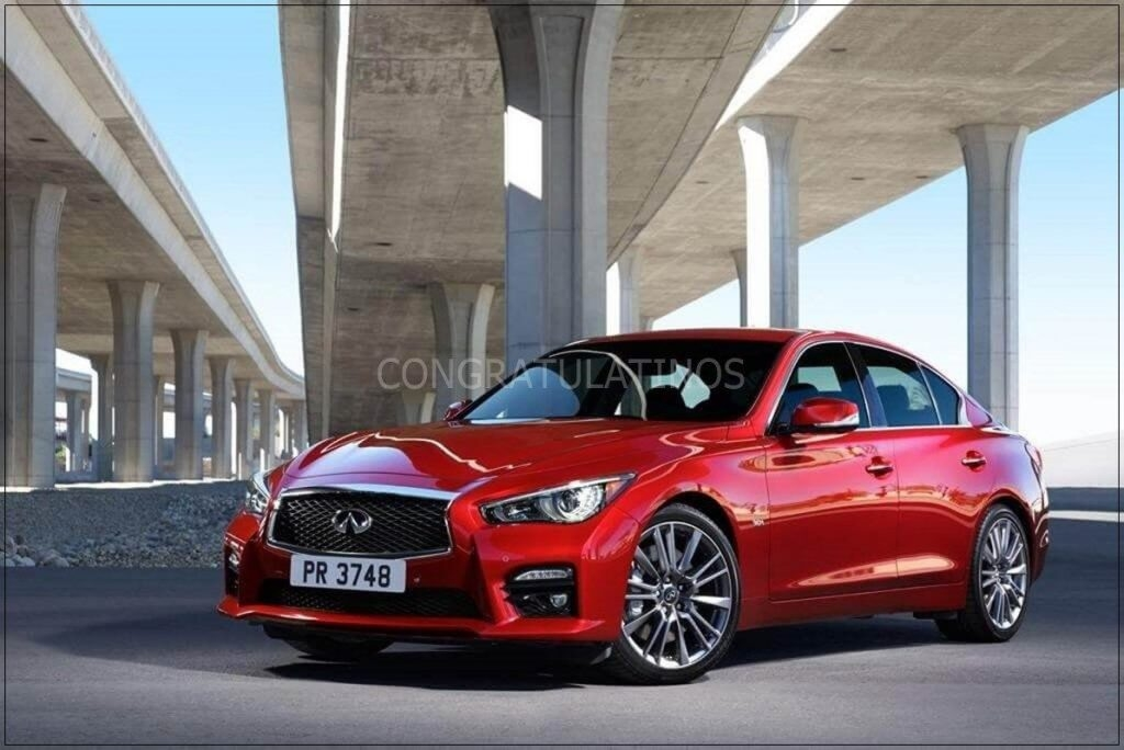 New 2019 Q50 Review