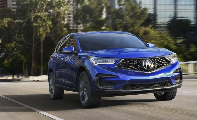 2019 Rdx Acura Specs and Review