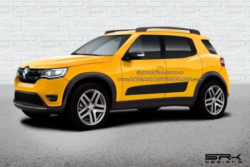 New 2019 Renault Kwid Picture