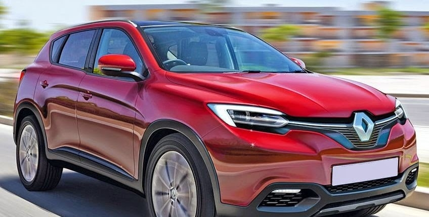The 2019 Renault Megane SUV Interior