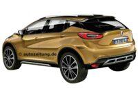 2019 Renault Megane SUV Exterior
