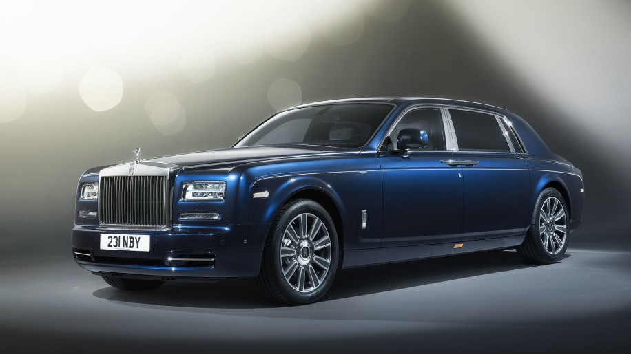 The 2019 Rolls Royce Phantom Picture