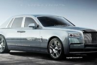 New 2019 Rolls Royce Phantom Review