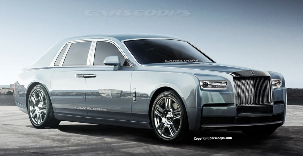 New 2019 Rolls Royce Phantoms Price