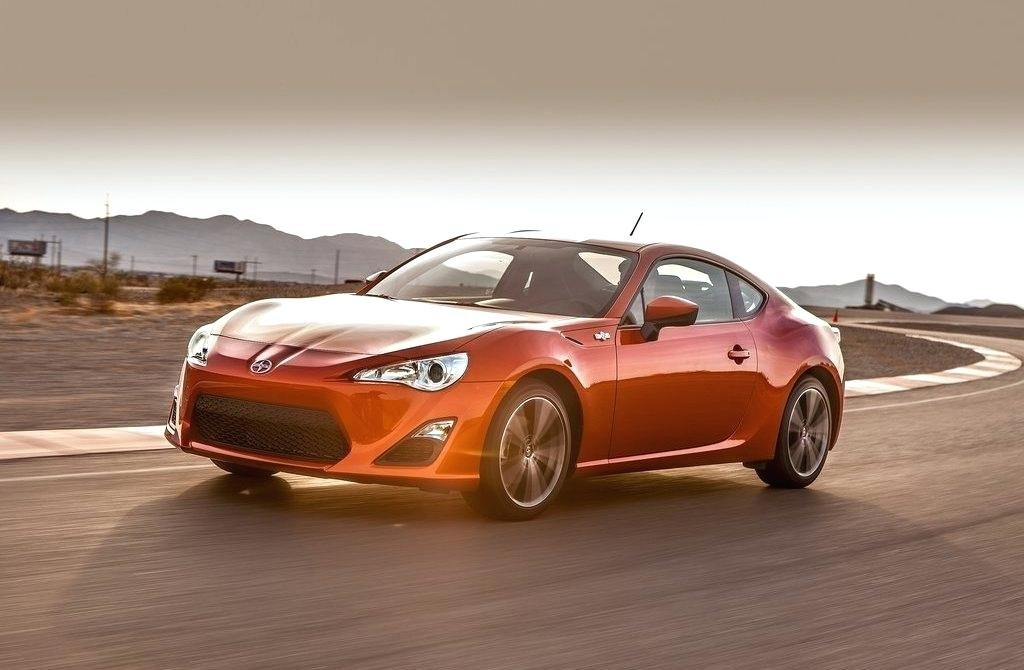 The 2019 Scion FR-S Sedan Redesign and Price