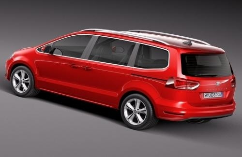 2019 Seat Alhambra Overview