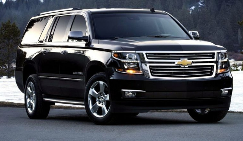 The 2019 Suburban Redesign And Price • Cars Studios