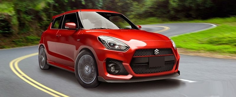 New 2019 Suzuki Swift Picture