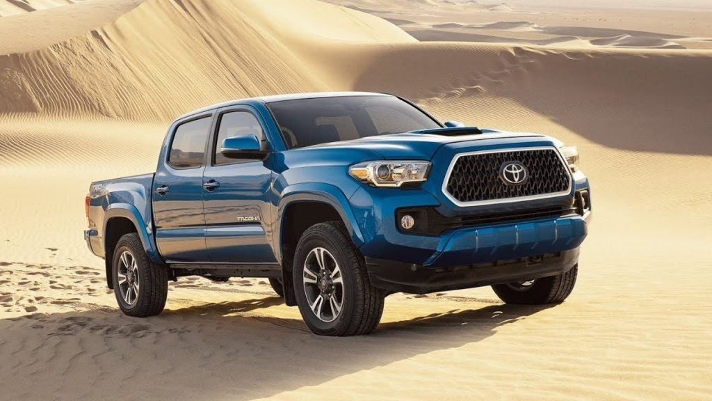 Best 2019 Tacoma Mpg Concept