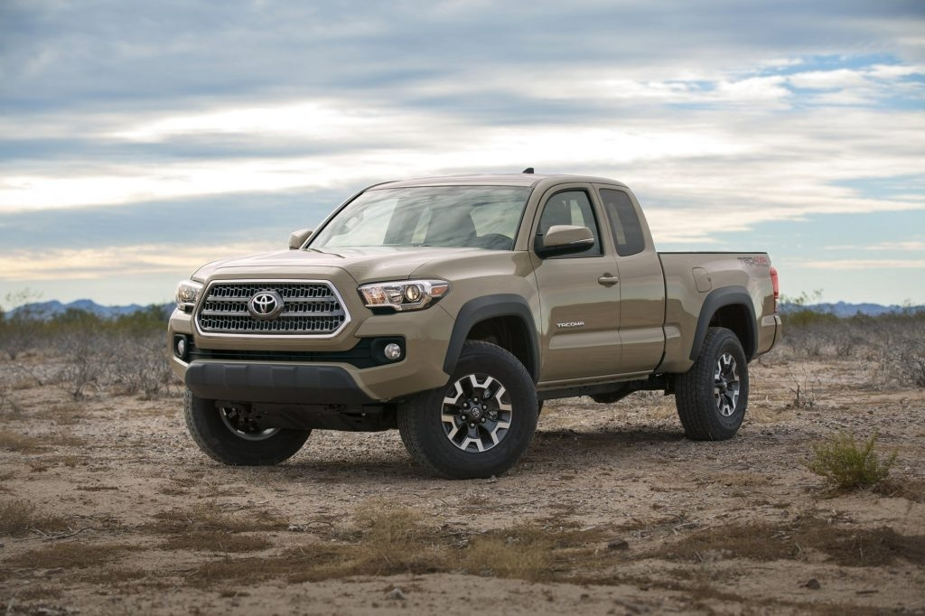 Best 2019 Tacoma Mpg Overview